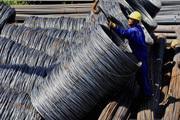 Nhập khẩu thép từ Trung Quốc tăng vọt cả lượng và giá trị